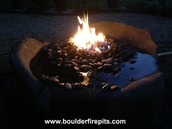 Fountain Fire Pit Welcome To Boulder Fire Pits
